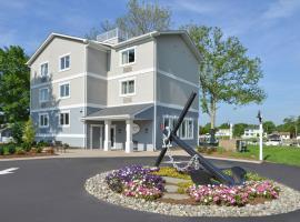 Anchored Inn at Hidden Harbor, hôtel à Deale