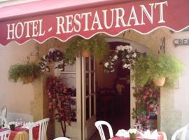 Logis de la Rose, hôtel à Gréoux-les-Bains