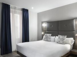Petit Palace Posada del Peine, hotel blizu znamenitosti Laguna Metro Station, Madrid