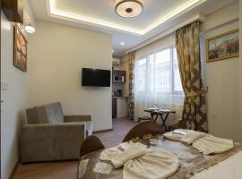 Capricorn by Otantik Suites, жилье для отдыха в Стамбуле