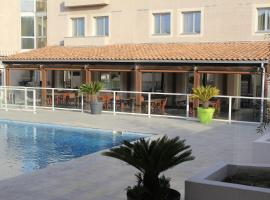Best Western Marseille Aeroport, hotel near Marseille Provence Airport - MRS,