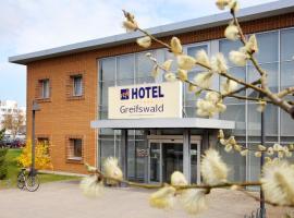 VCH Hotel Greifswald, Hotel in Greifswald