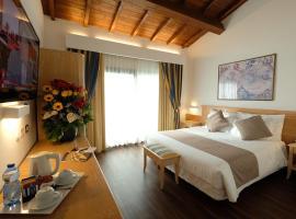 Hotel Orologio, отель в Ферраре