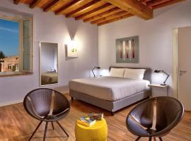 Hotel Cortaccia Sanvitale, hotel romantico a Sala Baganza