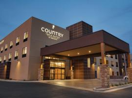 Country Inn & Suites by Radisson, Page, AZ – hotel w mieście Page