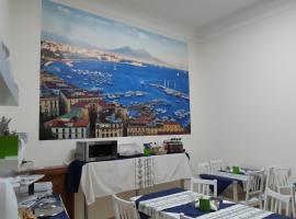 B&B Foria 210, hotel romantico a Napoli