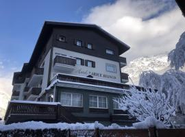 Hotel Larice Bianco, hotel in Bormio