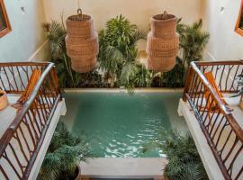 ALCOBAS DEL MAR, hotel in Holbox Island
