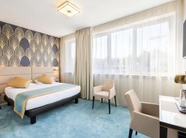 Best Western Hôtel Journel Paris Sud、Ris-Orangisのホテル