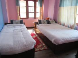 STUPA VIEW INN, B&B in Kathmandu
