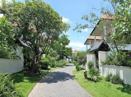 다낭에 위치한 홀리데이 홈 Marble Mountain Furama's Villa Da Nang