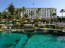 Royal Hotel Sanremo, отель в городе Сан-Ремо