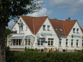 Gasthaus Natzke, hôtel à Usedom Town