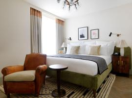 Redchurch Townhouse, hotel em Londres