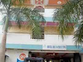 Hotel Delta Executive, hotel in Shirdi