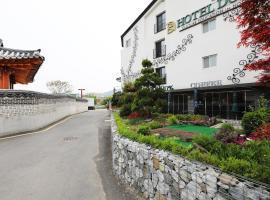 Suwon Dono1796 Hotel, hotel near Paik Nam June Art Center, Suwon