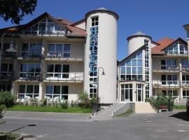 Havelhotel, hotel in Brandenburg an der Havel