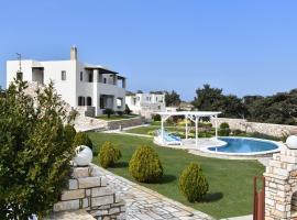 Villa Trifylia, villa in Parikia
