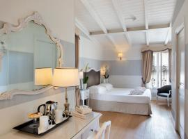 Hotel Rapallo, hotel in Florence