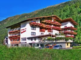 Hotel Similaun, hotel in Vent
