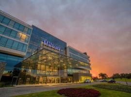 Hilton Pilar, hotel v destinaci Pilar