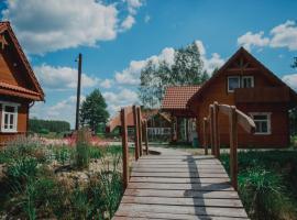 Miodowa Kolonia, budget hotel in Białowieża