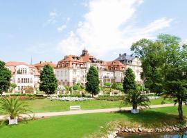Hotel Residenz am Rosengarten, Hotel in Bad Kissingen