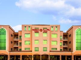 Radmah Suites Fanater, hotel em Al Jubail