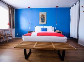 The Hamlet Inn, hotel in Solvang