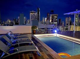 Victoria Hotel and Suites Panama, hotel in Panama City