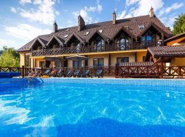 Hotel Rubel, готель у місті Яремче