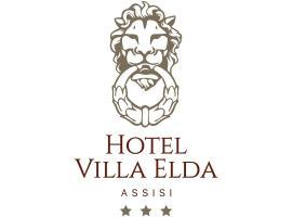 Hotel Villa Elda, hotell i Assisi