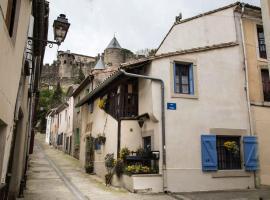 La Petite Côte de la Cité, holiday home in Carcassonne
