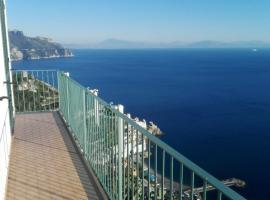 l' ebbrezza di volare, self catering accommodation in Amalfi