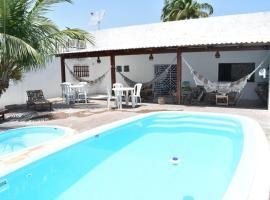 Pousada Barra Grande, homestay in Maragogi