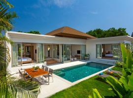 Trichada Villas, hotel in Bang Tao Beach