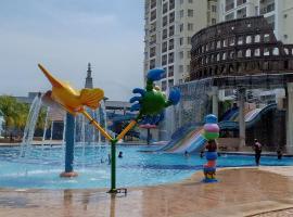 Olive Hut @ Lagoon Park Resort Melaka, homestay in Malacca