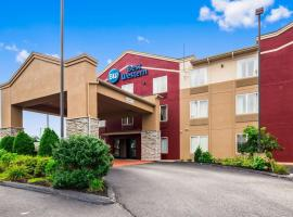 Best Western Providence-Seekonk Inn, hotel near T.F. Green Airport - PVD, Seekonk