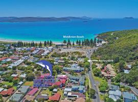 Dolphin Lodge Albany - Self Contained Apartments at Middleton Beach, apartamento em Albany