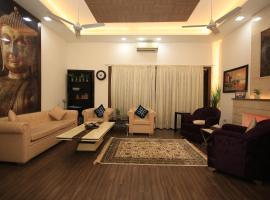 Avanti Tenantry, hotel near National Rail Museum, New Delhi