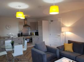 7 Royal View Apartments, apartment in Stirling