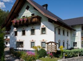 Gästehaus Hosp, Hotel in der Nähe von: Hahnenkammbahn Höfen, Reutte