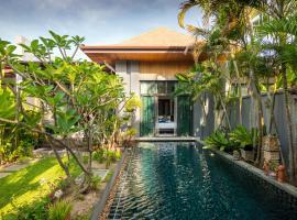 Comfortable 2br Pool Villa in Center SaiYuan, villa in Rawai Beach