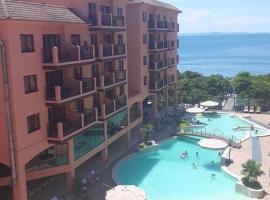ApartHotel no Jurerê Beach Village, hotel with pools in Florianópolis