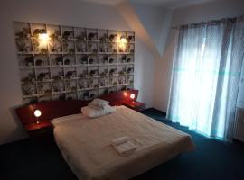 Sosnowe Zacisze Barszczewo – hotel w mieście Choroszcz