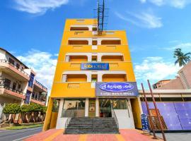 FabHotel Radha Residency Kottakuppam、ポンディシェリのホテル