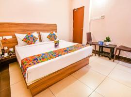 FabHotel Radha Residency Serenity Beach, hotel near Pondicherry Airport - PNY, Pondicherry