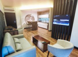 Urban Suites Apart Hotel, apartment in Santa Cruz de la Sierra
