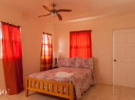Caribbean Holiday Apartment, serviced apartment in Saint John's