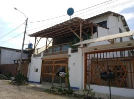 Los Pinos de Zorritos Condominio, apartment in Zorritos